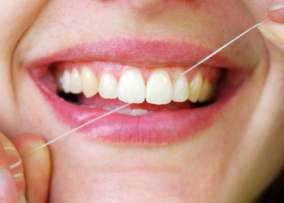 best floss for patients